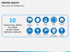Mental Health PPT slide 5