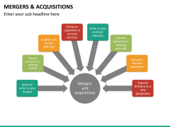 Mergers and acquisitions PPT slide 24
