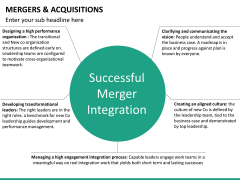 Mergers and acquisitions PPT slide 42