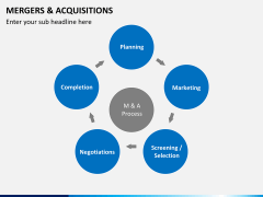 Mergers and acquisitions PPT slide 16
