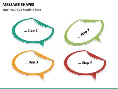 Message shapes PPT slide 10
