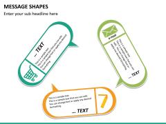 Message shapes PPT slide 11