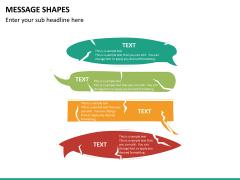 Message shapes PPT slide 16