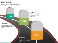 Milestones PPT slide 6