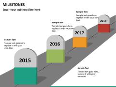 Milestones PPT slide 9