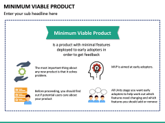 Minimum viable product PPT slide 24