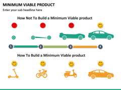 Minimum viable product PPT slide 25