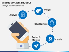 Minimum viable product PPT slide 17