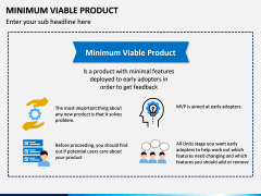 Minimum viable product PPT slide 4