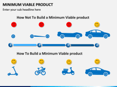Minimum viable product PPT slide 5