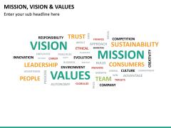 Vision and mission bundle PPT slide 74