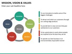Vision and mission bundle PPT slide 78