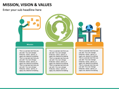 vision and values PPT slide 11