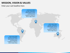 vision and values PPT slide 5