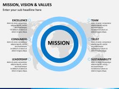 Vision and mission bundle PPT slide 12