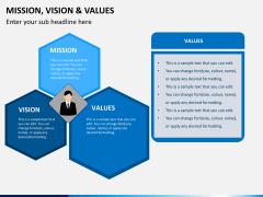 Vision and mission bundle PPT slide 4