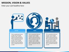 Vision and mission bundle PPT slide 5
