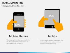 Mobile marketing PPT slide 2