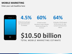 Mobile marketing PPT slide 6