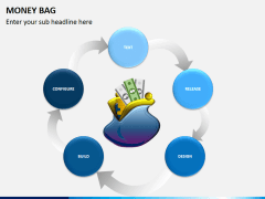 Money bag PPT slide 4