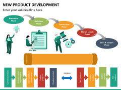 New product development PPT slide 10