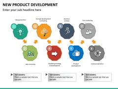 New product development PPT slide 11