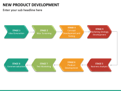 New product development PPT slide 12