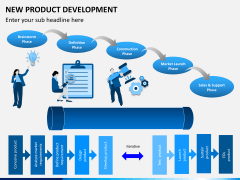 New product development PPT slide 2