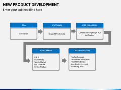 New product development PPT slide 5