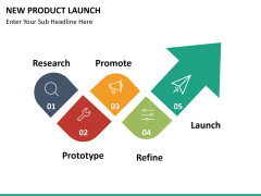 New Product Launch PPT slide 26