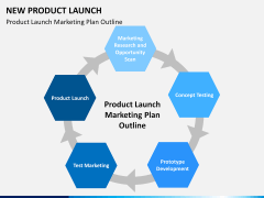 New Product Launch PPT slide 13