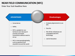 Near Field Communication PPT slide 13