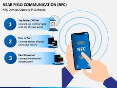 Near Field Communication PPT slide 5