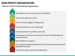 Non-Profit Organization PPT slide 26