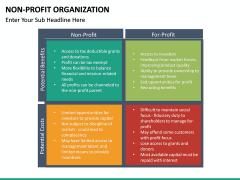 Non-Profit Organization PPT slide 24