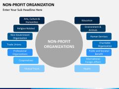 Non-Profit Organization PPT slide 1