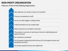 Non-Profit Organization PPT slide 11