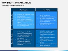 Non-Profit Organization PPT slide 9