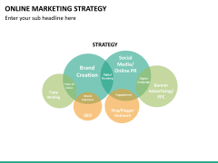 Online marketing strategy PPT slide 30