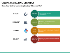 Online marketing strategy PPT slide 19