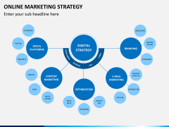 Online marketing strategy PPT slide 10