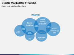 Online marketing strategy PPT slide 15