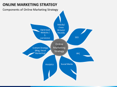 Online marketing strategy PPT slide 3
