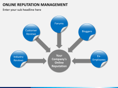 Online reputation management PPT slide 12