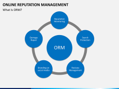 Online reputation management PPT slide 8