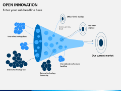 Open Innovation PPT slide 1