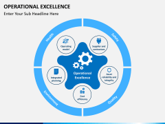 Operational excellence PPT slide 5