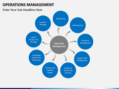 Operations Management PPT slide 3