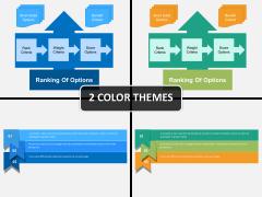 Options Appraisal PPT cover slide