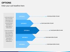 Options PPT slide 7